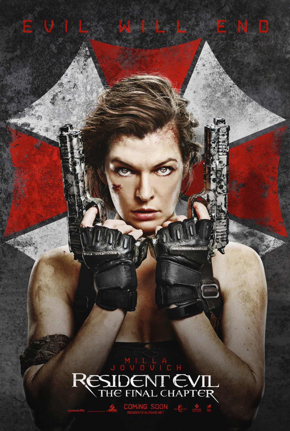 Sinopsis Filem Resident Evil: The Final Chapter