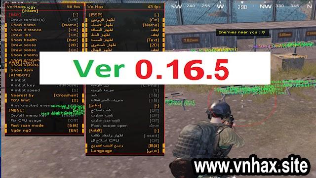VN HAX OLD SAFE ESP HACK V 0.16.5 PUBG MOBILE EMULATOR HACK | ANTI BAN VN HAX ESP Session 11