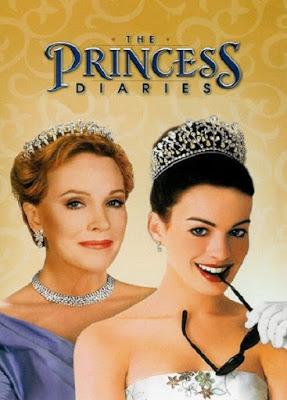 The Princess Diaries 2001 Dual Audio Hindi 480p BluRay 350MB