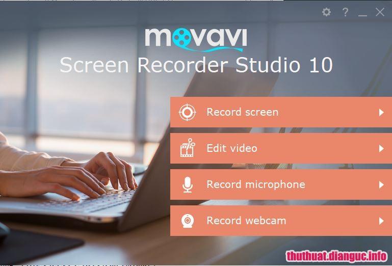 Download Movavi Screen Recorder Studio 10.1.0 Full Cr@ck – Phần mềm ghi màn hình hoàn chỉnh
