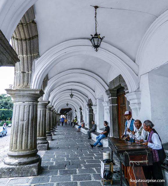 Palácio del Ayuntamiento, Antigua Guatemala