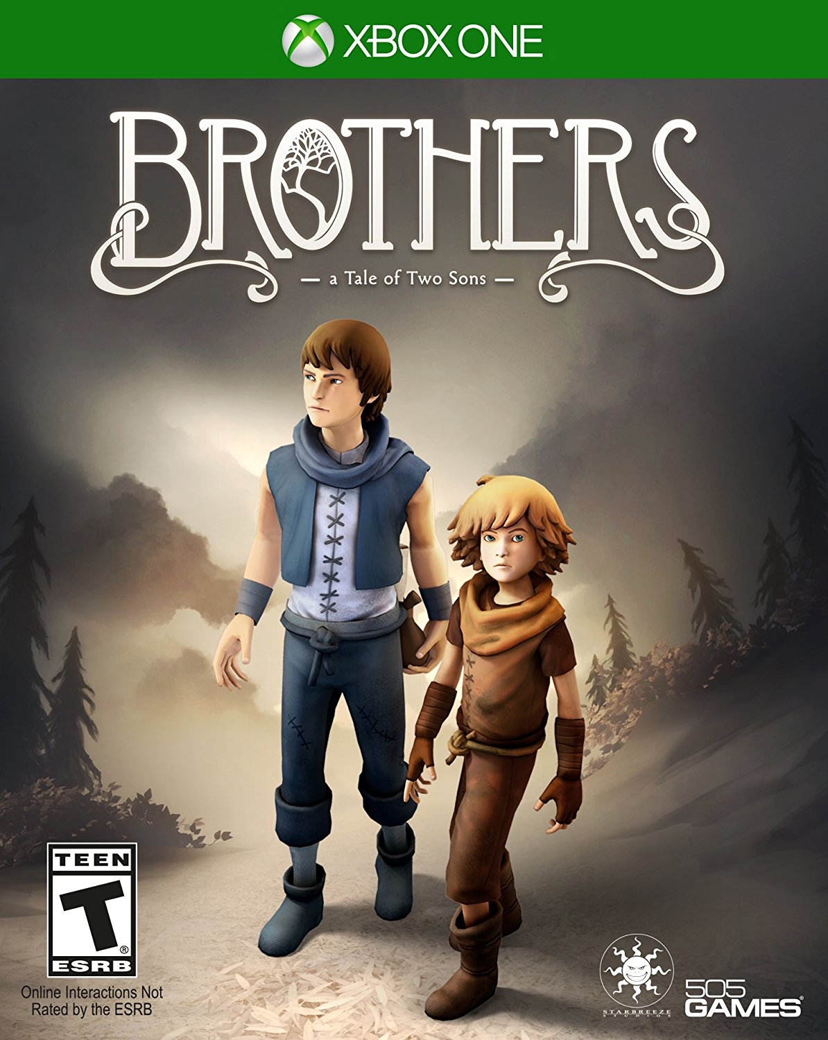 Brothers: A Tale of Two Sons - Apps on Google Play