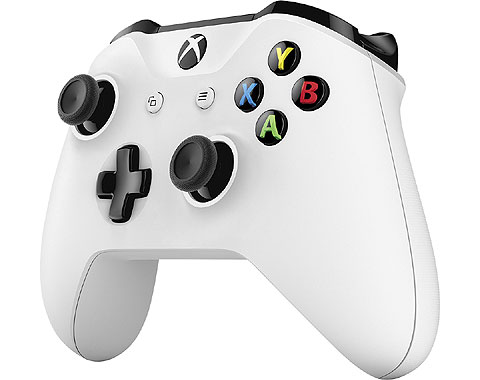 Xbox One controller, model 1708.