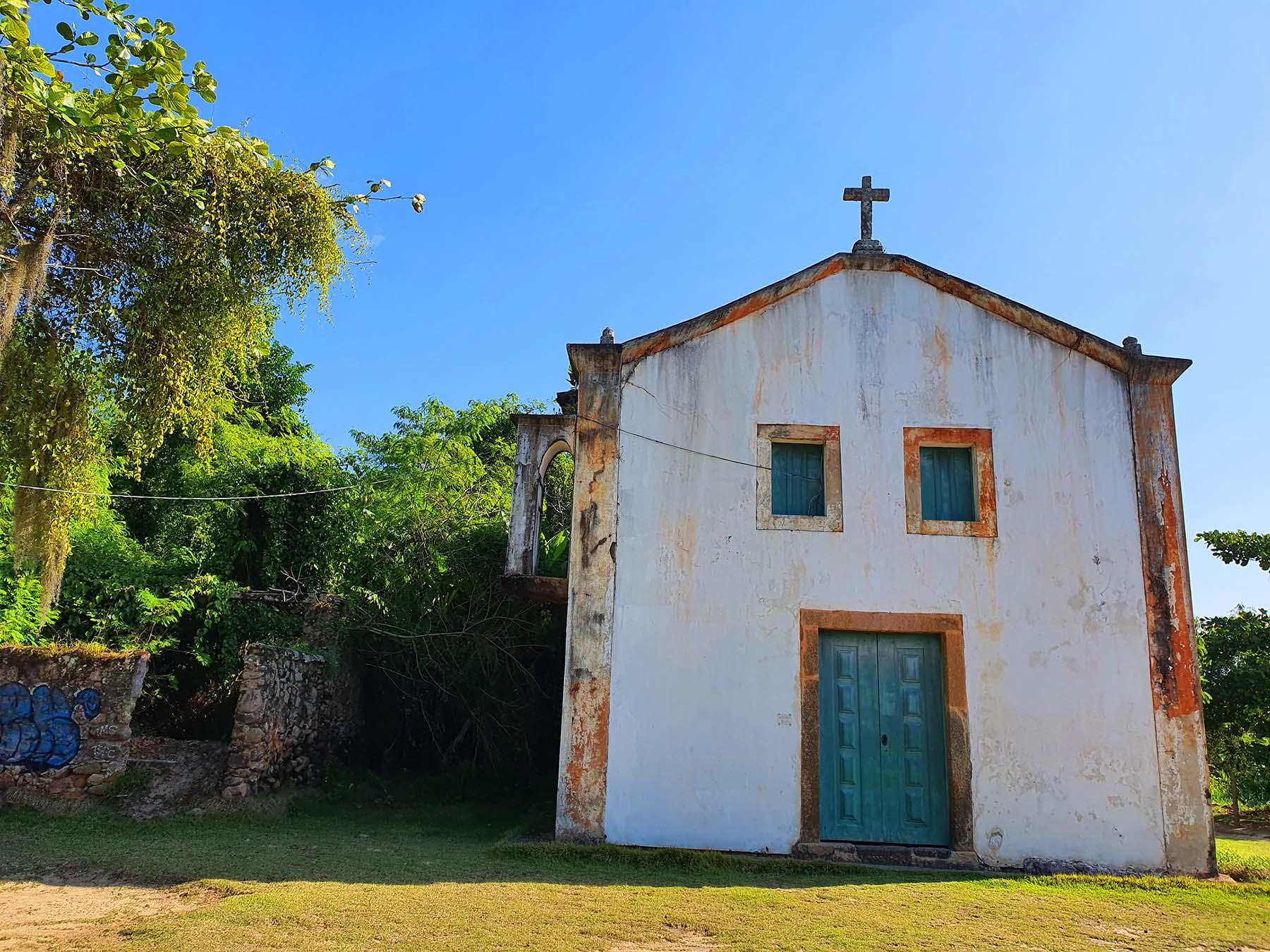 Igreja de Nossa Senhora da Conceição, Paraty-Mirim