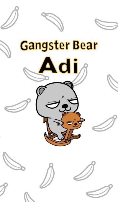gangster bear-Adi