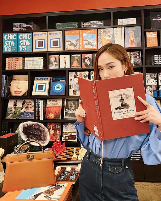 Jessica Jung Library