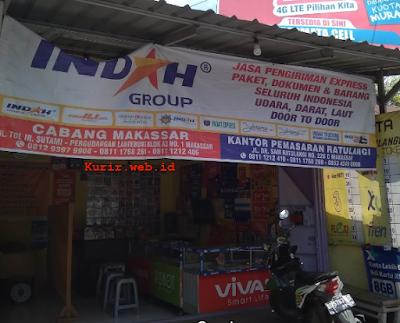 Alamat Agen Indah Logistik Cargo Di Makassar