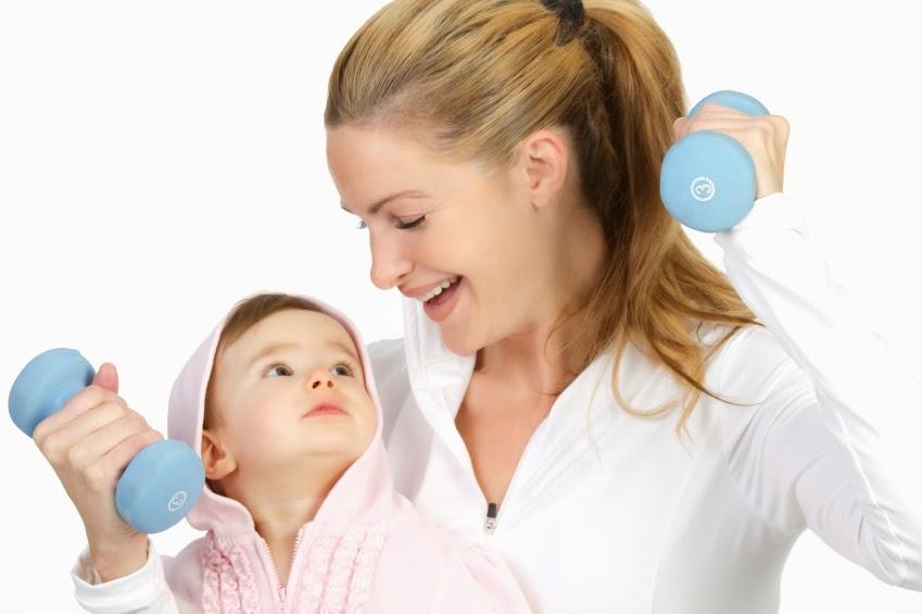 「產後瘦身」從坐月子、餵母奶就要開始注意!