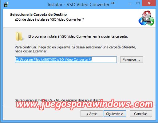 VSO Video Converter v1.5.0.4 Multilenguaje ESPAÑOL Convierte Archivos De Video a Otros Formatos (F4CG) 1