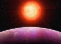 Exoplanet NGTS-1b