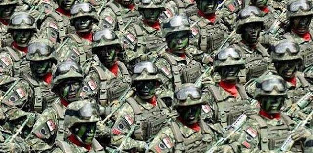 Jokowi Tidak Serius Membangun Kekuatan Dan Pertahanan TNI