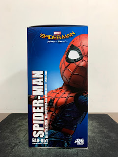 EGG ATTACK ACTION EAA-051 蜘蛛人 : 返校日 蜘蛛人 包裝盒
