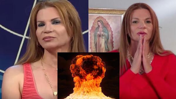 """El apocalipsis """"está por iniciar, les tengo que poner sobre aviso"""", advierte Mhoni Vidente"""