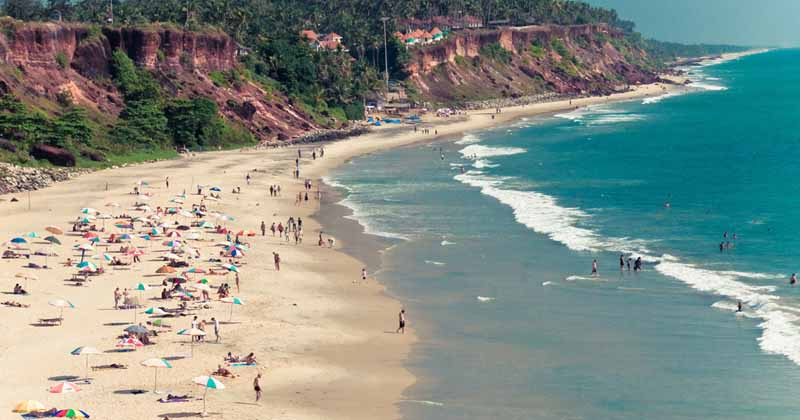 With Covid confirmed to the Italian, Varkala is on high alert,www.thekeralatimes.com