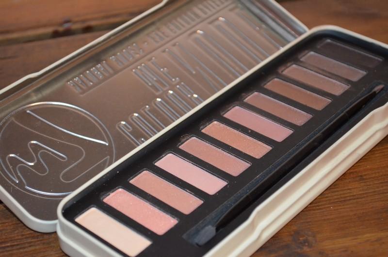 La palette Colour Me Nude de W7