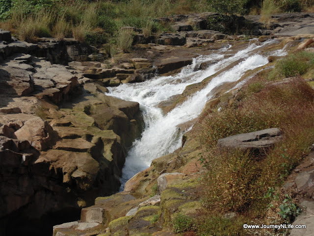 Waterfall near Pune