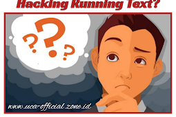 HACK RUNNING TEXT - Mudah (Android)
