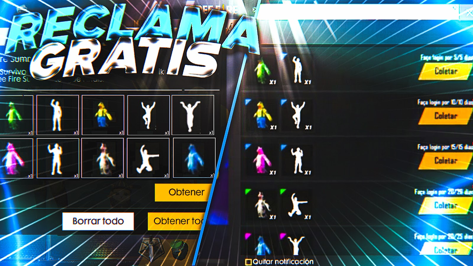 Codigos de diamantes free fire 2020