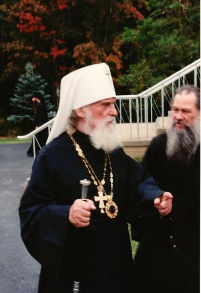 ПРОПОВѢДЬ МИТРОПОЛИТА ВИТАЛІЯ НА ПРОСЛАВЛЕНІИ АРХІЕП. ІОАННА ШАНХАЙСКАГО И САН-ФРАНЦИССКАГО