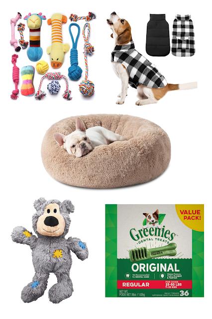 Amazon dog toys