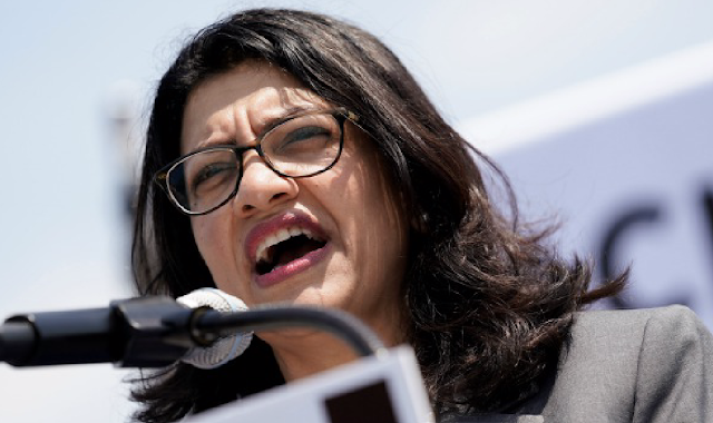 Tlaib Condemns Bipartisan Anti-BDS Resolution, Claiming It Is 'Unconstitutional'
