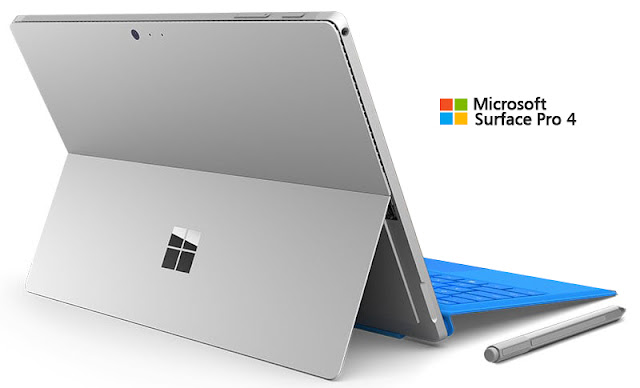 "the stunning 12.3"" pixelsense display microsoft surface pro 4"