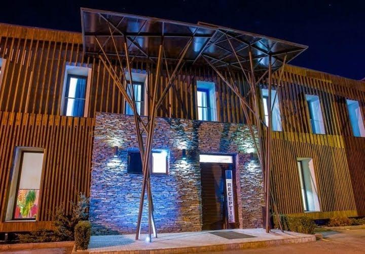La Broscuta Tourist Center