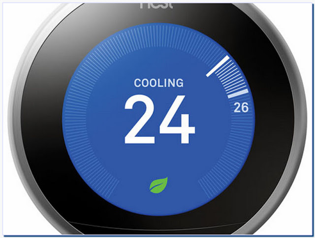 Nest programmable thermostat Canada