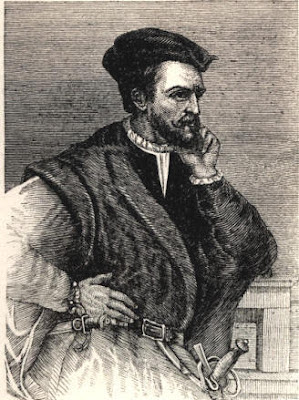 Jacques Cartier Wife