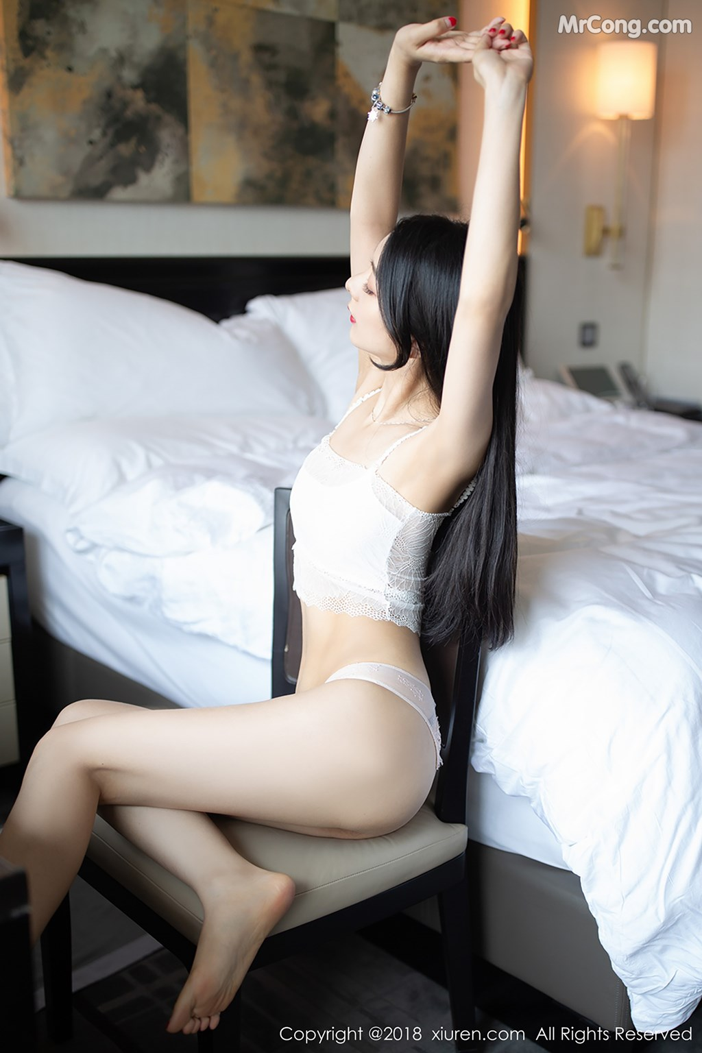 Image XIUREN-No.1194-Xiao-Reba-Angela-MrCong.com-010 in post XIUREN No.1194: Người mẫu Xiao Reba (Angela小热巴) (42 ảnh)