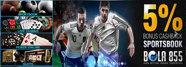 Judibola855 Situs Judi Bola Terbaik Tahun Ini