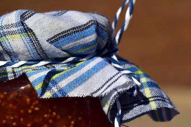 Settembre e la ricetta del mese: marmellata di fichi