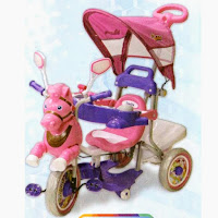 tricycle kuda family