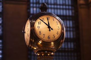 Grand Central Clock - Photo by Bryce Barker on Unsplash