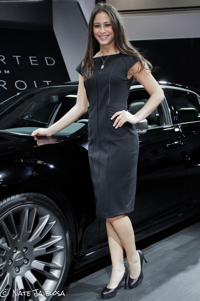 Unique Auto Import >> Nate Javelosa: LA Auto Show 2012 SPOTLIGHT: Tiffany Stone