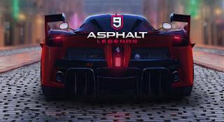 games balapan mobil terbaik Asphalt 9: Legends and Asphalt Xtreme