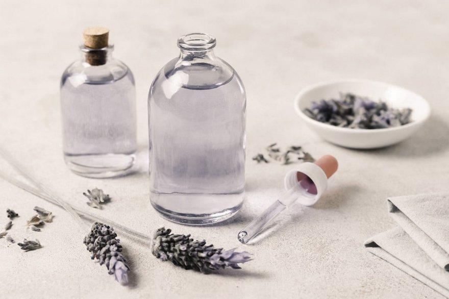 Beneficios de lavanda para la piel
