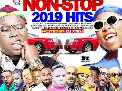 DOWNLOAD MIXTAPE: Dj Xten - Non Stop mixtape