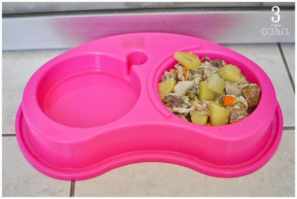 como fazer comida cachorro casa