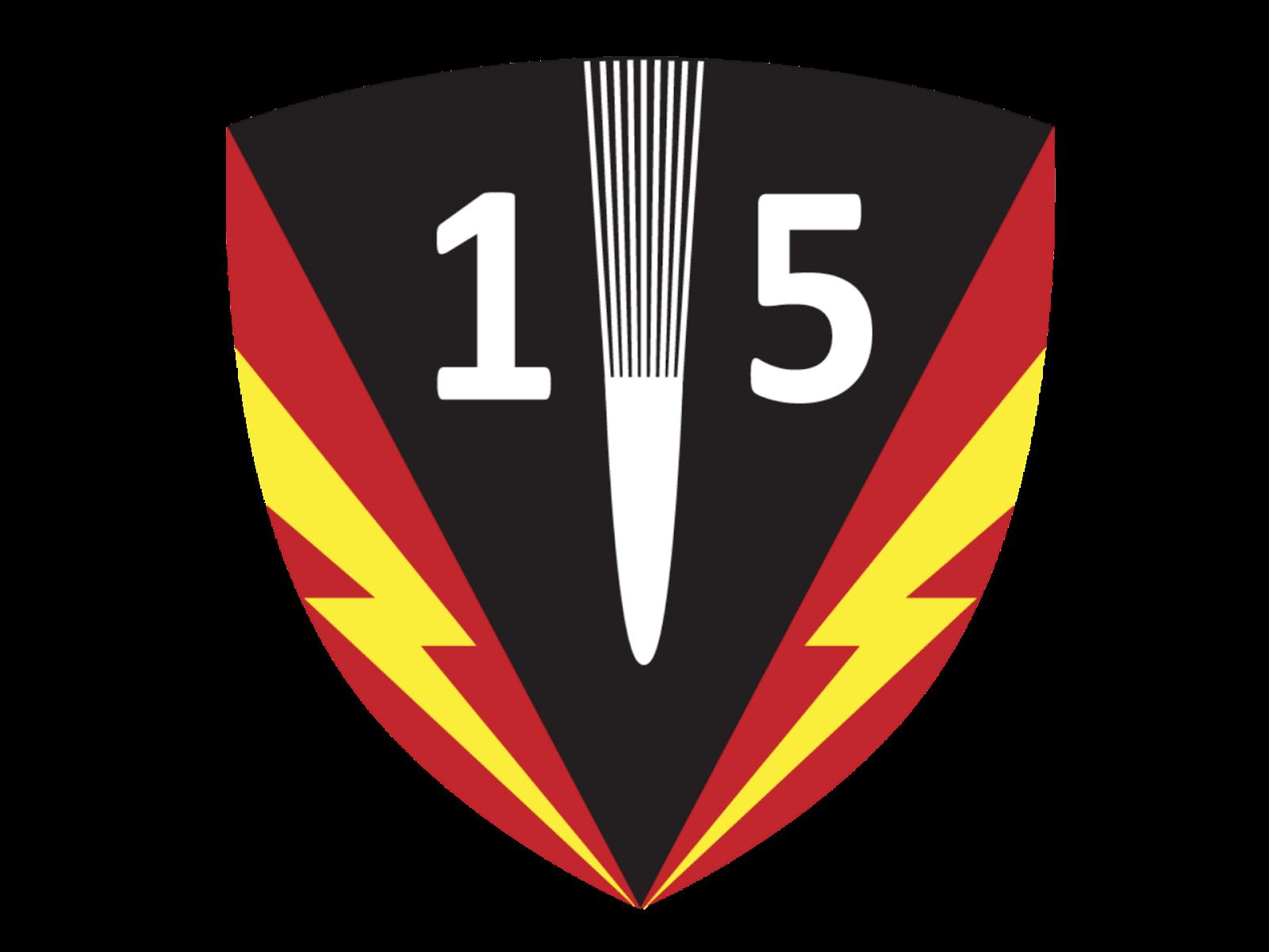 Logo Skadron Udara 15 Format PNG