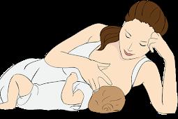 5 Cara dan waktu yang tepat memberikan ASI untuk Bayi