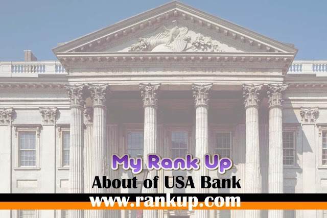 About of USA Bank
