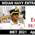 INET 2021 INDIAN NAVY ENTRANCE TEST APPLY NOW