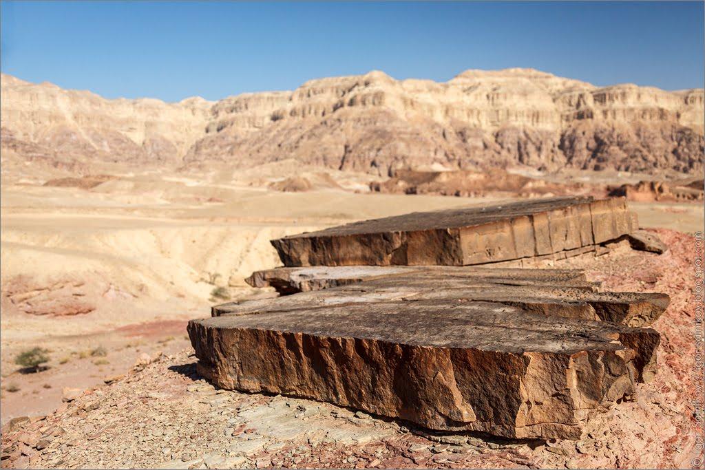 долина Тимна Национальный парк Израиль