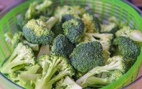 Serat pangan brokoli baik untuk diet dan penderita diabetes