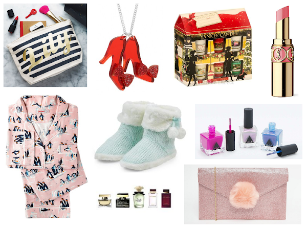 Xmas Gift Guide 2015 | For Your Lovely Ladies
