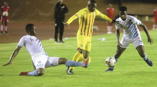 Khama Bhilliat Zimbabwe Warriors