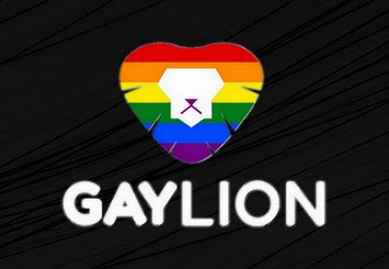 Gay Lion Brand Logo