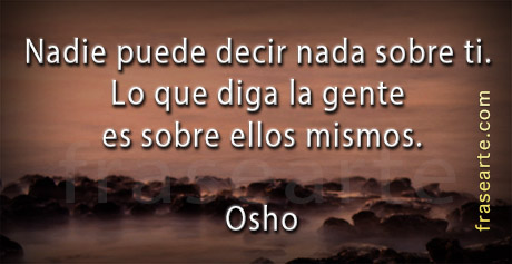 Citas famosas de Osho