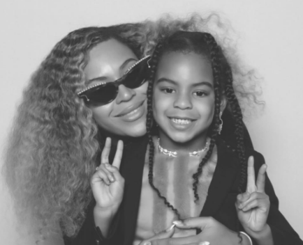 Beyonce and Blue Ivy are major mummy mummy daughter goals in new photos